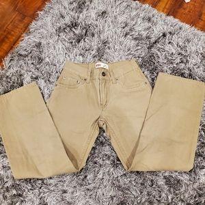 EUC Boy's Levi 505 Khaki Jeans size 10